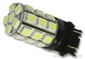 3157/3057 Pair LED SMD 18 LED Bulbs Brake/Stop