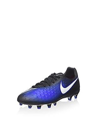 Nike Botas de fútbol Jr Magista Opus Ii Fg (Azul)