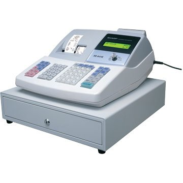 Sharp Electronic Cash Register XE-A41S