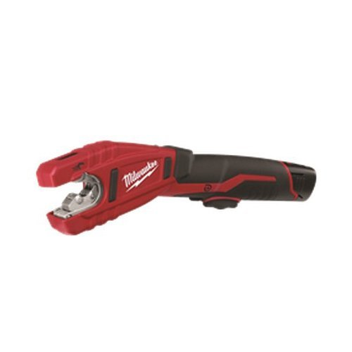 Milwaukee 2471-21 M12 Cordless 12 Volt Lithium-ion Copper Tube Cutter with One Battery, Charger and Case (Milwaukee Copper Cutter compare prices)