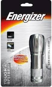 Energizer Metal Light LED Emergency Light
