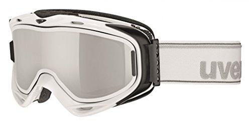 UVEX, Maschera da sci G.Gl 300 To, Bianco (White), Taglia unica
