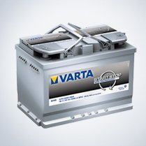 AUTO BATTERIE VARTA START STOP
