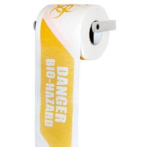 Bio Hazard Novelty Toilet Paper