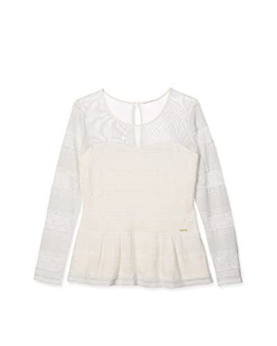 Guess Blusa Garceles Knit [Bianco]