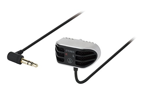 Audio Technica At9902 | Stereo Lavalier Microphone ( Japan Import )