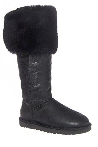 Devandra Flat Mid Calf Boot