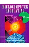 Microcomputer Accounting: Tutorial and Applicatins With Daceasy/Book and 12 Disks (0028010620) by Anders, Gregory E.