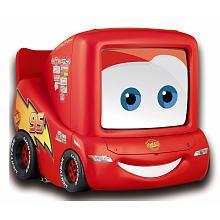 Disney C1310ATV 13-Inch TV Tuner/Receiver - Red