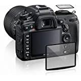 Maxsimafoto® - LCD Pro Glass Screen Protector for Canon 5D MKIII, 5D3. 5D Mk3, 5DR 5DS.