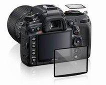 Maxsimafoto® - LCD Glass Screen Protector For Nikon D810 D800 D800E High Transparency, Anti-scrape, Anti Bump.
