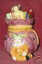 Bag of Toys Cookie Jar