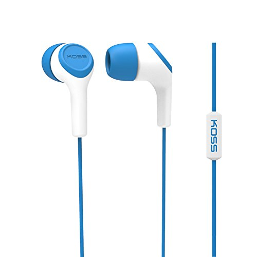 koss-keb-15i-earbuds-in-ear-headphone-with-microphone-remote-blue