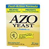 Yeast Infection Tablets 60 Tablets