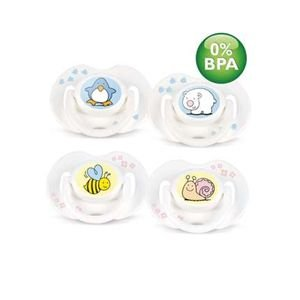 Philips AVENT BPA Free Fashion Pacifier, 0-3 Months