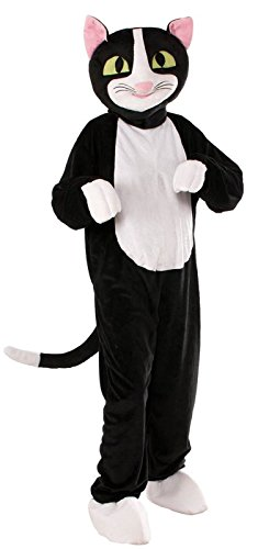 Forum Novelties Men's Catnip The Cat Plush Mascot Costume