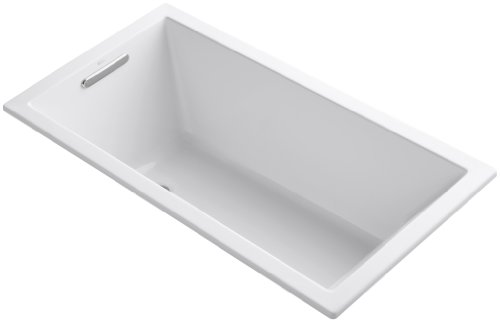 Cheap KOHLER K-1130-0 Underscore 5-Foot Acrylic Bath, White