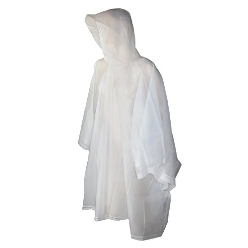 Totes Clear Adult Rain Poncho (Ti Clothing compare prices)