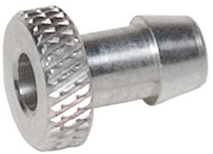 Cheap Luer Lock Connectors: Aluminum, Set/ PR (B001BXPPBO)