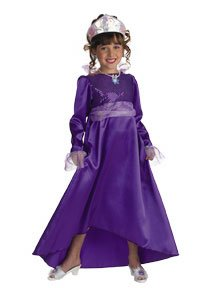Princess Purple Amethyst - Child Small/Medium Costume