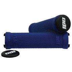 ODI Lock-On MTB grips, Ruffian 130mm - blue