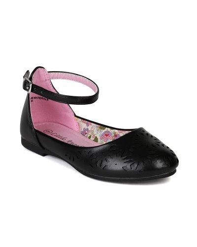 Black Toddler Sandals