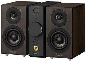 SONY CAS-1コンパクトオーディオシステム ハイレゾ音源対応 セパレートタイプ Bluetooth対応 ブラック CAS-1/B