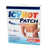 Icy Hot Patch X-Strength Back