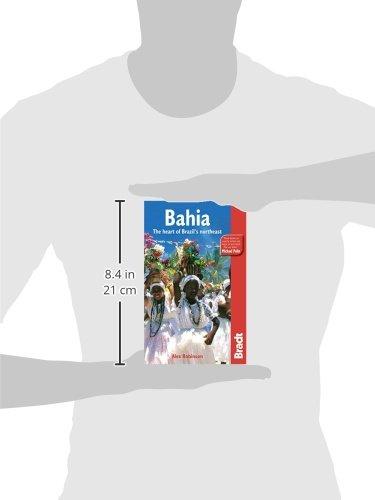 Bahia: The heart of Brazil's northeast (Travel guide)