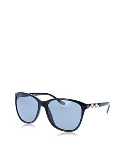 GUESS Gafas de Sol 7283 (61 mm) Negro