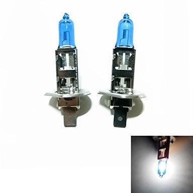 Zcl Super White H1 24V 100W Halogen Headlight White Light Bulbs (A Pair)