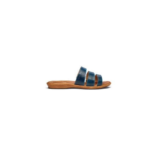 Womens OluKai Manana, Pale Ocean/Tan/Light/Pastel Blue , 7 B