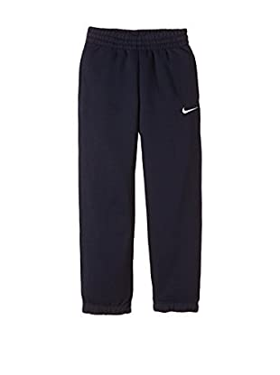 Nike Pantalón Deporte Fleece Cuffed (Azul Marino)