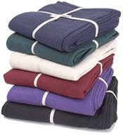 Mexican Cotton Blanket front-1081093
