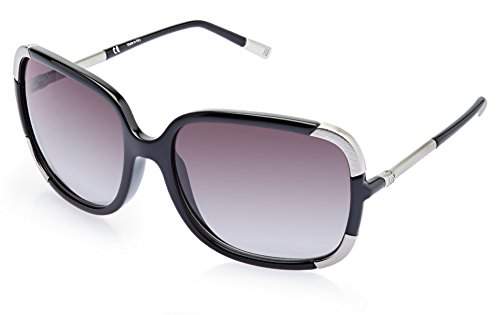 Escada Escada Oversized Sunglasses (Black) (SES 193|0Z42|60)