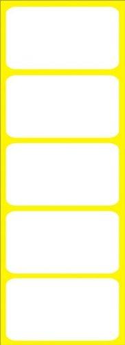 Étiquettes pour impression thermique meto étiquettes (10 000) 40 x 22 mm