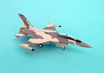 """F-16D Blk 32C maquette avion échelle 1:200 USAF Nellis AFB, 64th AGRS """"Gomers"""" WA 041"""