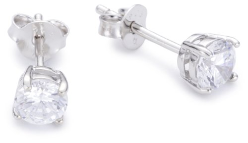 Amor Stud Earring Sterling Silver 925 162432