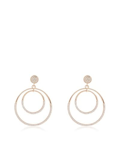 ANDREA BELLINI Orecchini Cercles Ravissants argento 925 bagnato oro
