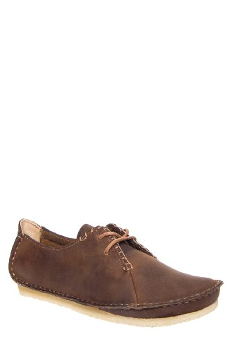 Clarks Originals Faraway Field Moc Toe Flat Shoe