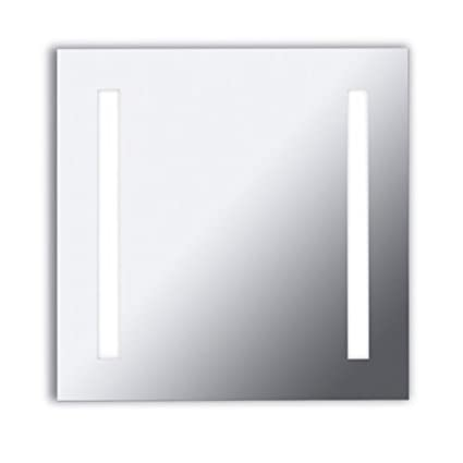 REFLEX SMALL SQUARE BATHROOM WALL LIGHT