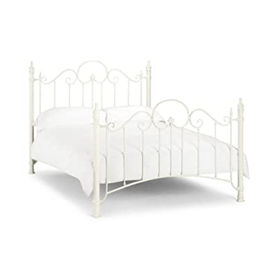 Tuscany King Size High End Metal Bed Frame - Free Next Day Delivery*