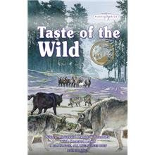 Taste of the Wild Grain-Free Dry Dog Food, Sierra Mountain w/ Roasted Lamb, 30 Pound Bag