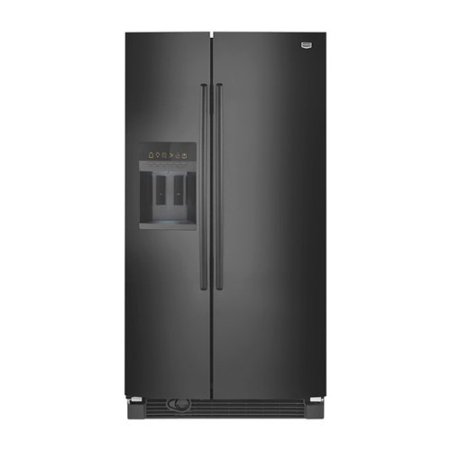 25 Cu Ft Side By Side Refrigerator front-525050