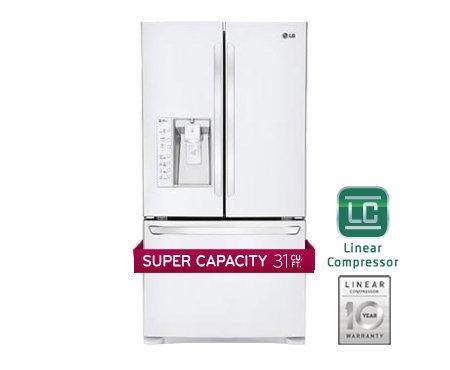 sales promotion of lg refrigerators