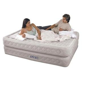Intex 66961E Supreme Air-Flow Airbed Kit Qn