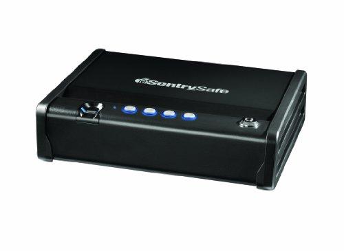 Sentry Safe Biometric Quick Access Pistol Safe Model # QAP1BE