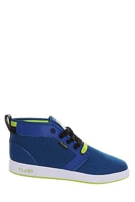 Vlado Spectro 4 Royal Blue High-Top Sneakers Size : 10.5