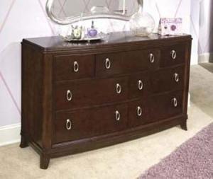 Cheap 698 Glamour Girl Drawer Dresser by Legacy Classic Kids (B003K0F5DY)