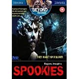 Spookies [Region 2] ~ Felix Ward